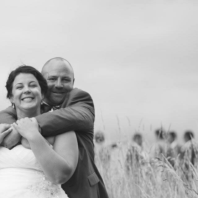 Wedding of the week: Stacey and Bruce Andrews