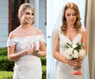 Married at First Sight NZ: We rate the wedding dresses