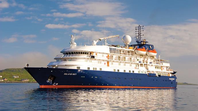 Why a small cruise makes for a better holiday