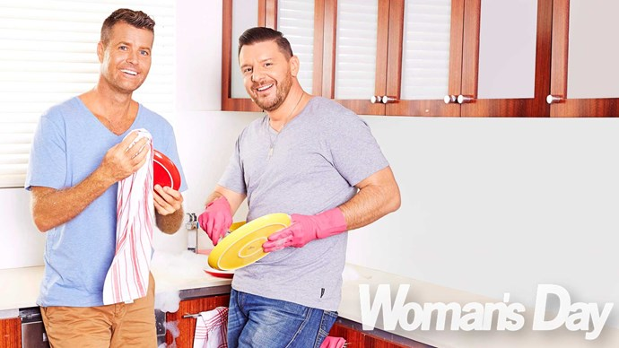MKR's Pete and Manu dish on their Kiwi escapades