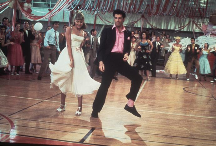 Olivia and John have been best friends since 1948 when they starred in *Grease* together.