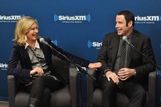 """He's been wonderful."" John Travolta is the supportive best friend Olivia Newton-John needs"