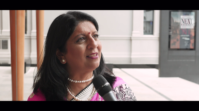Interview: NEXT Woman of the Year Business category winner Ranjna Patel