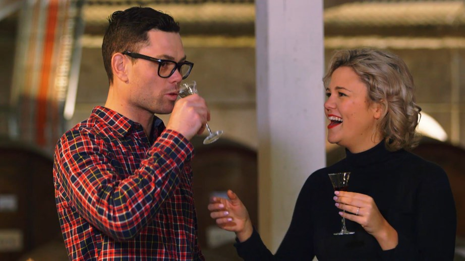 Married at First Sight: Angel's incredible laugh