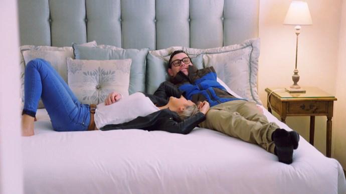 'I can't even explain how nice Brett is' - Angel and Brett's happy honeymoon