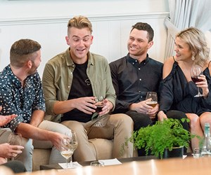 Married at First Sight NZ: Couples reunite at cocktail party