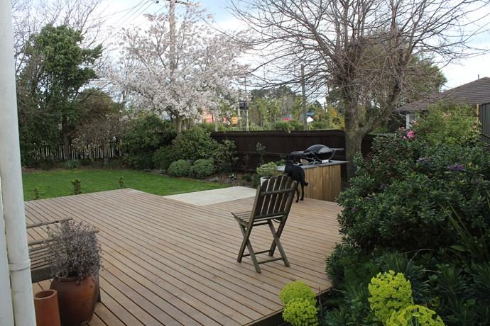 Ben and Katie's garden