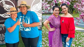 How this MKR team lost 81kg