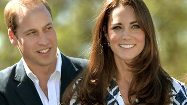 William and Kate's third baby is due in April