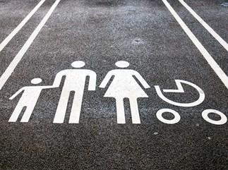 Mum takes ultimate revenge on childless guy who takes last parent parking spot