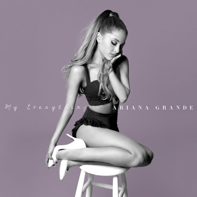 Fans try to solve the 'Ariana Grande stool challenge'