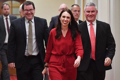 Jacinda Ardern and her new government bring hope