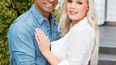 Pua Magasiva pops the question to his new love