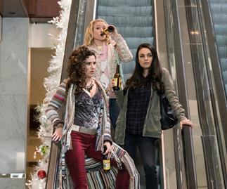 Win one of 20 double passes to Bad Moms 2