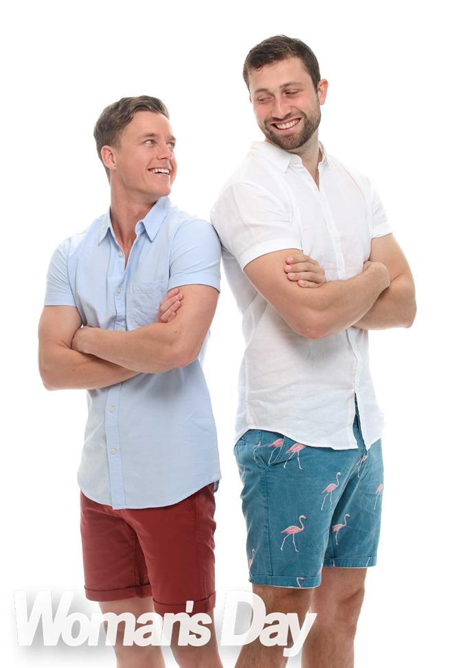 **Cook a meal with Pete Evans or Manu Feildel?**                                                                                                           **Ben:** Manu without a doubt. He was such good fun in the kitchen on the show and he would be more willing to do certain foods that Pete wouldn't.