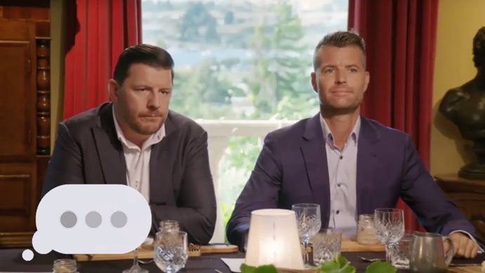 MKR NZ contestants get harsh at Chris and Bex's