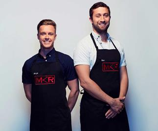 MKR NZ's Jaryd and Ben answer some tough foodie questions