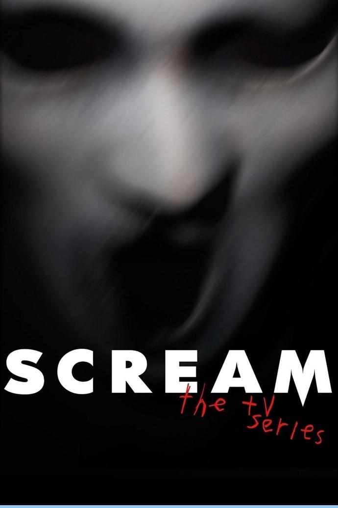 ***Scream the TV series***