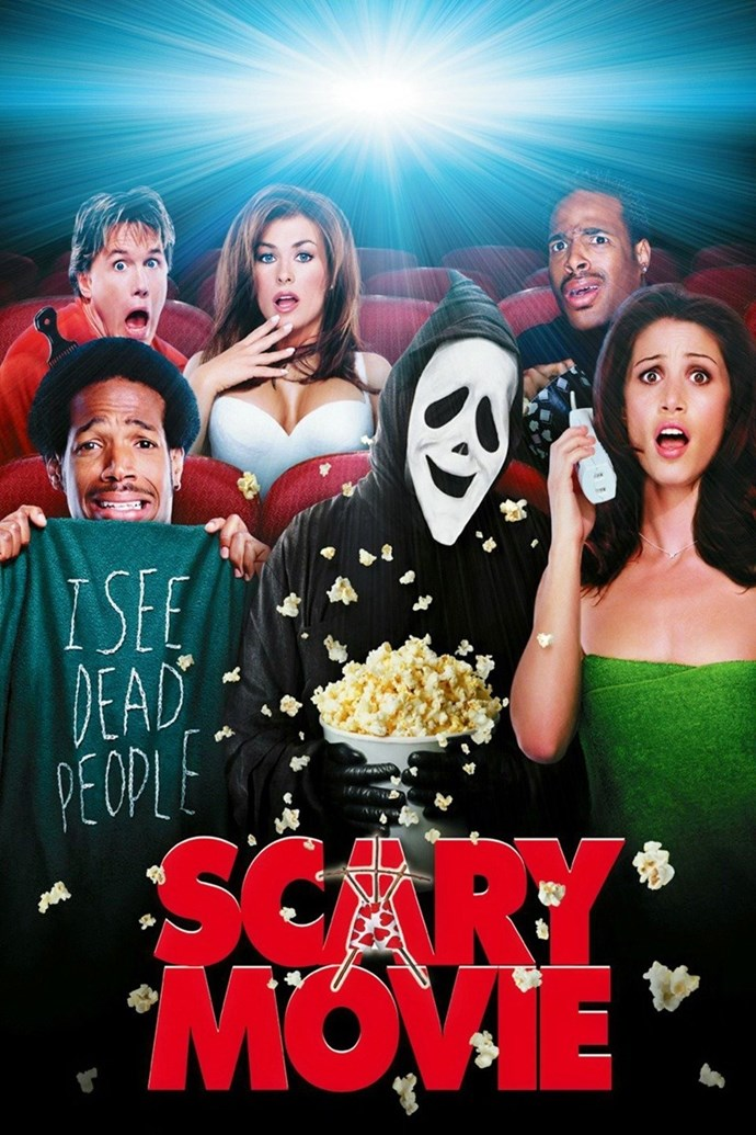 ***Scary Movie***