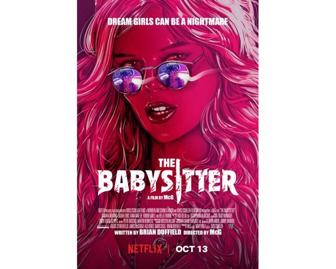 ***The Babysitter***
