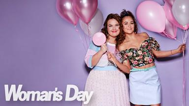 MKR's Charlotte and Maddie on their sweet bond