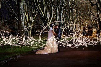 Wedding of the week: Chantelle and Richie Woodward
