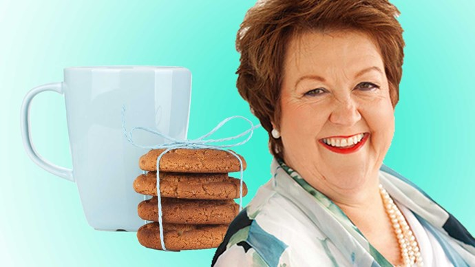 Jo Seager's infamous Claremont spicy biscuits recipe