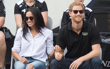 Meghan and Harry are really Rachel and Henry - if you go by their real names