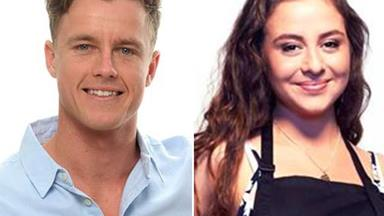 MKR cooks up real-life romance for Charlotte and Jaryd
