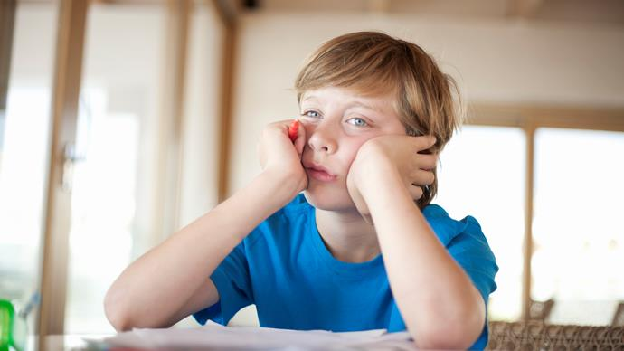 Do primary school kids need homework?
