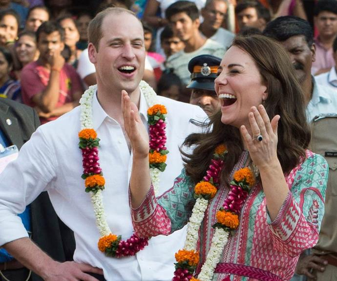 Last year we saw Duchess Catherine's vivacious personality shine through as she and Prince William embarked on their exotic adventure to scenic India.