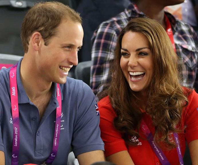 There's something magical about William and Catherine's love.