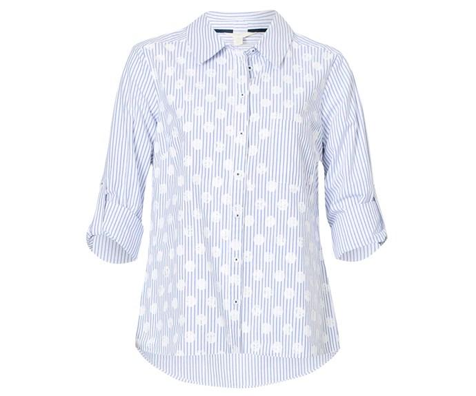 Shirt, $240, by Verge.