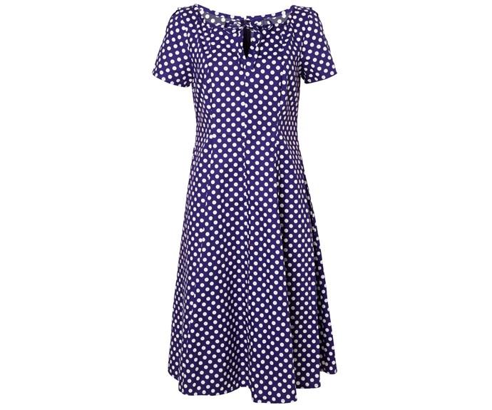 Dress, $240, by Annah Stretton.
