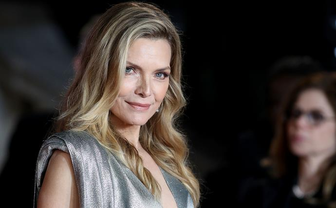 Michelle Pfeiffer at Murder on the Orient Express