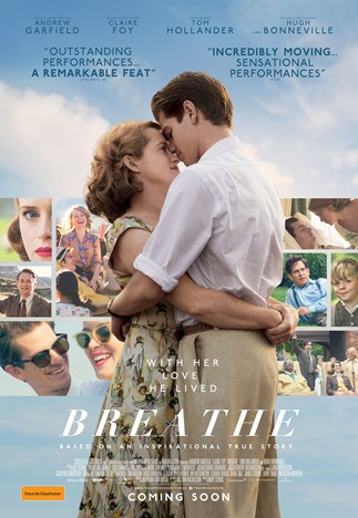 Win a double pass to Breathe!