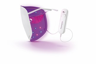 Win a Neutrogena Visibly Clear Light Therapy Acne Mask!