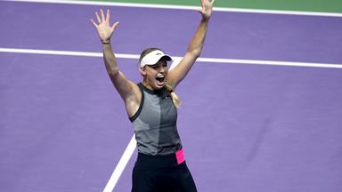 Tennis star Caroline Wozniacki announces engagement