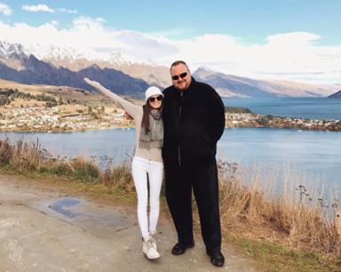 Kim Dotcom and Elizabeth Donnelly set date for their wedding