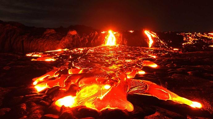 Hawaii's amazing volcanoes