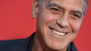 George Clooney hints that he is stepping back from acting