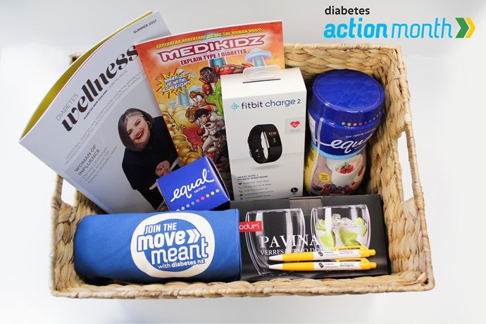 Win a Join the MoveMeant pack for Diabetes Action Month