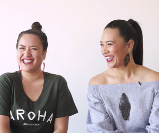 MKR's Tash and Hera on bringing 'aroha' back to cooking