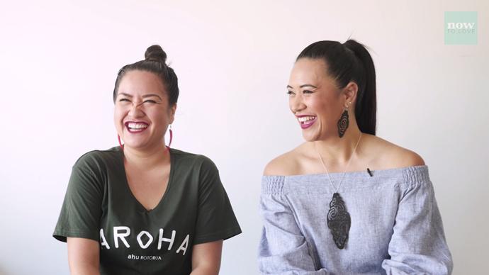 MKR's Tash and Hera on bringing 'aroha' back to cooking