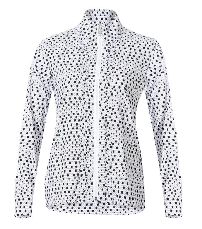 Jacket, $270, by Verge.