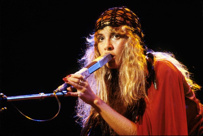 Stevie in 1975