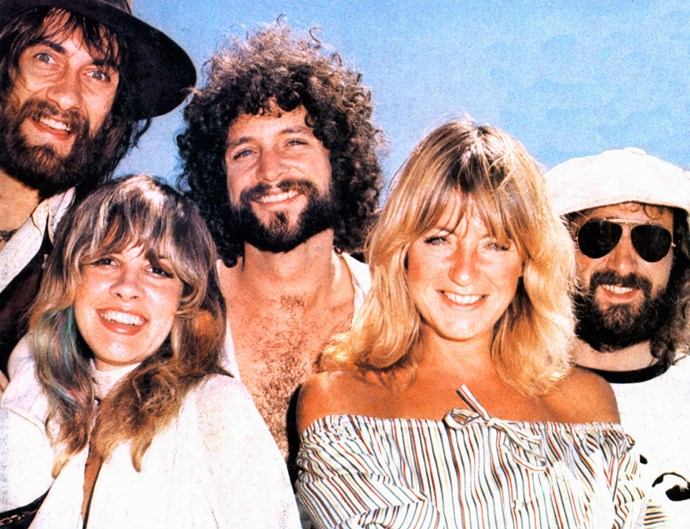 Plagued by Rumours: Fleetwood Mac fought addictions, break-ups and fallouts.