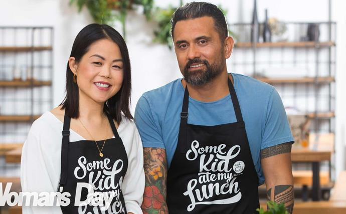 Eat My Lunch duo's recipe for change