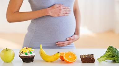 Here's what you need to know about pregnancy nutrition