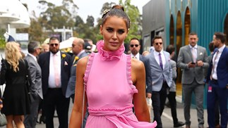 Best dressed during Melbourne Cup week